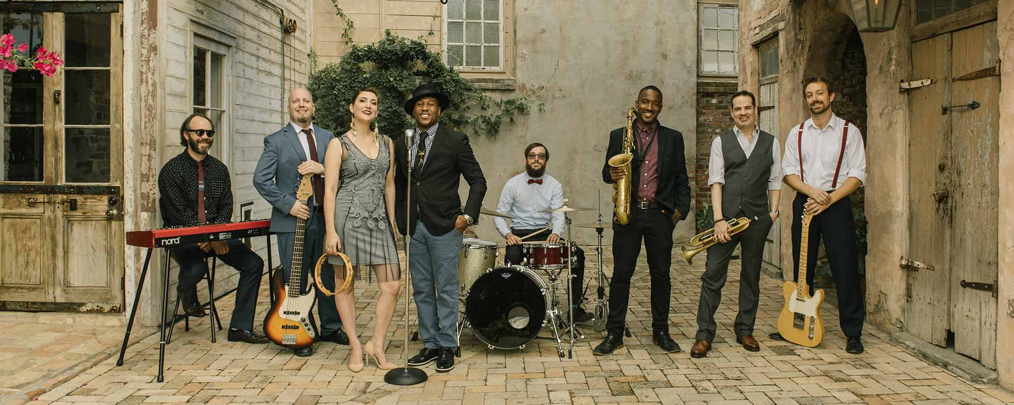 Nola Dukes Band - Wedding Band  - Festivals
